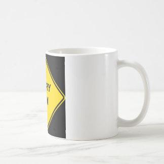 "Diseño de la ""mamá enojada"" tazas de café"