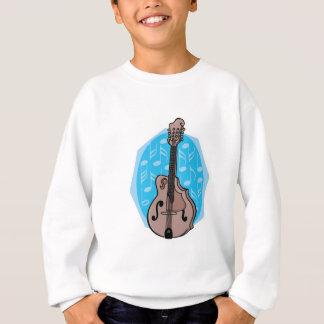 diseño de la mandolina remera