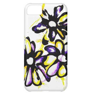 Diseño de la margarita carcasa iPhone 5C