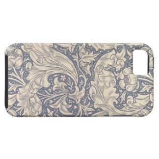 "Diseño de la ""margarita"" (materia textil) iPhone 5 Case-Mate cárcasa"