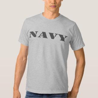 """Diseño de la marina de guerra """"pinta"""" playera"""