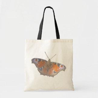 diseño de la mariposa de la lentejuela bolsa tela barata