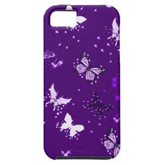 Diseño de la mariposa funda para iPhone SE/5/5s
