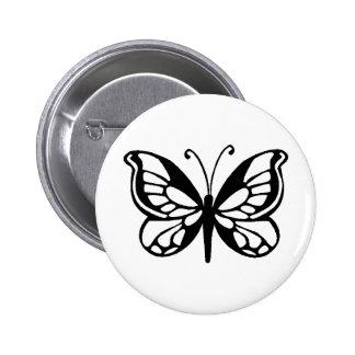 diseño de la mariposa pin