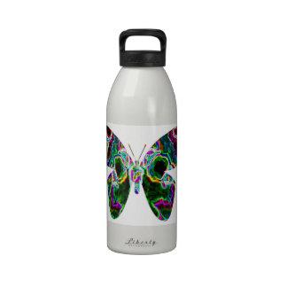 Diseño de la MARIPOSA por Navin Botellas De Beber