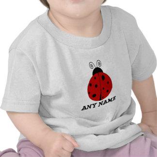 Diseño de la MARIQUITA modificado para requisitos Camisetas