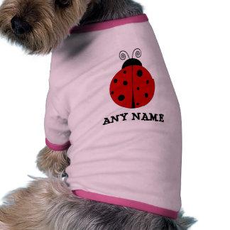 Diseño de la MARIQUITA modificado para requisitos  Camisas De Perritos