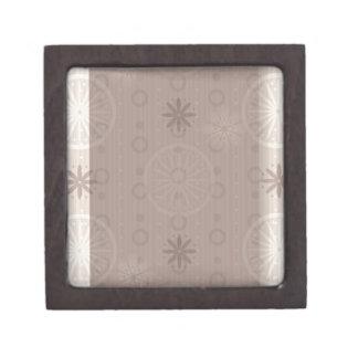 Diseño de la moca cajas de joyas de calidad