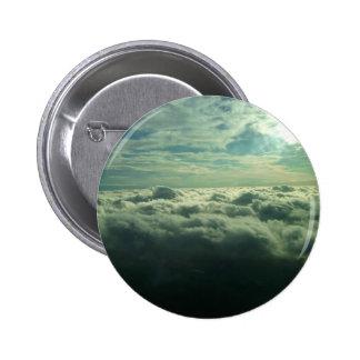 Diseño de la nube del cielo - imagen del vuelo pin