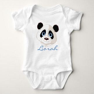 Diseño de la panda t-shirts