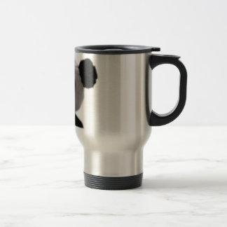 diseño de la panda taza