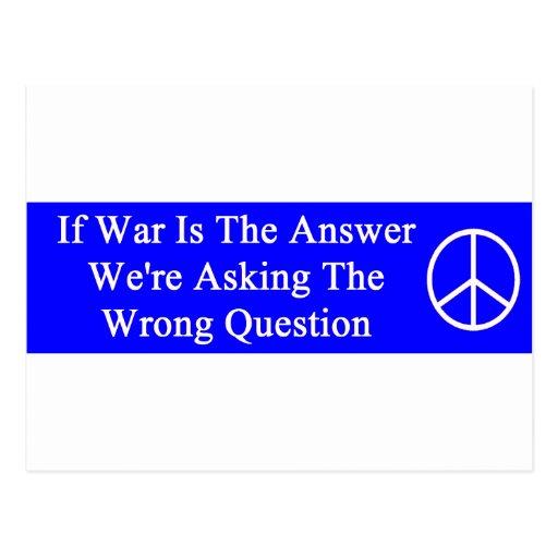 diseño de la paz de Gail Postal