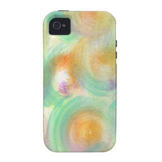 Diseño de la pintura original Case-Mate iPhone 4 carcasa
