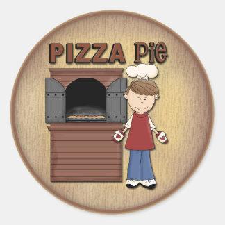 Diseño de la pizza
