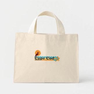 Diseño de la playa de Cape Cod Bolsas De Mano