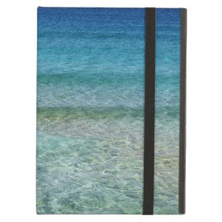 Diseño de la playa del agua del océano