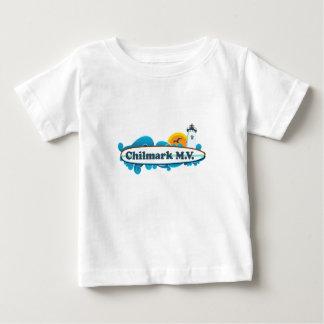 """Diseño de la """"resaca"""" de Chilmark Remera"""