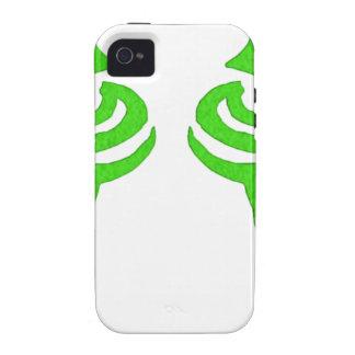 Diseño de la runa de Illidan Vibe iPhone 4 Funda