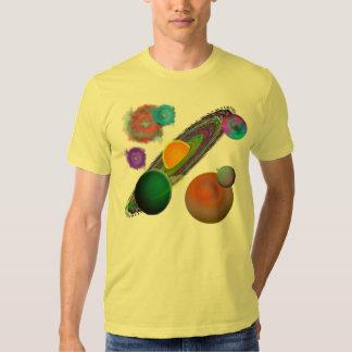 Diseño de la Sistema Solar Camisas