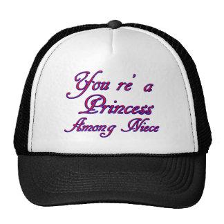 diseño de la sobrina gorras de camionero