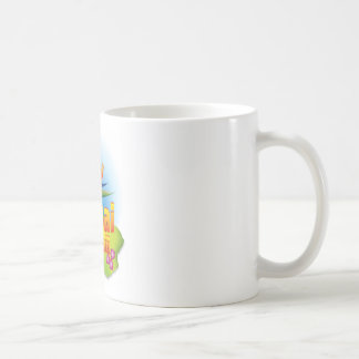 Diseño de la taza de café de Kauai, Hawaii