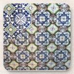 Diseño de la teja de Talavera del mexicano
