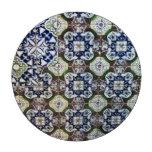 Diseño de la teja de Talavera del mexicano Juego De Fichas De Póquer