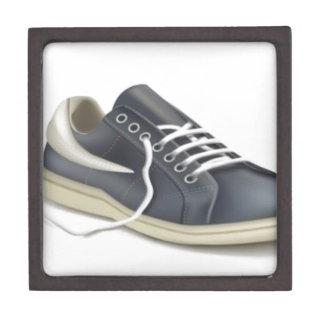 Diseño de la zapatilla de deporte del zapato de caja de regalo de calidad