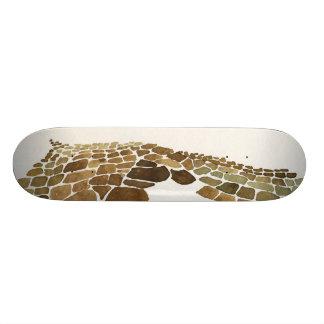 Diseño de las cacerolas de la sal del inca patines