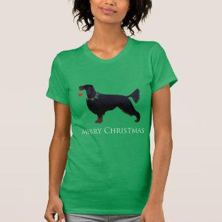 Diseño de las Felices Navidad del organismo de Camisas