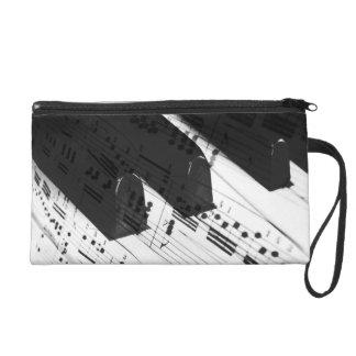 Diseño de las llaves y de las notas del piano