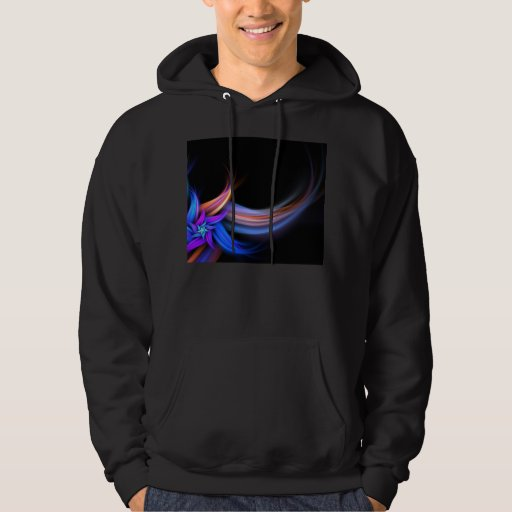 Diseño de las plumas del fractal sudaderas
