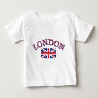 Diseño de Londres Union Jack Camisas