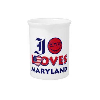 diseño de los amantes de Maryland