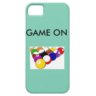 diseño de los billards del caso del iPhone Funda Para iPhone SE/5/5s