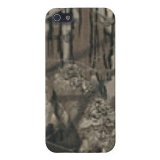 Diseño de los cazadores iPhone 5 cárcasas