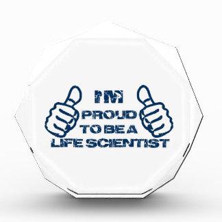 Diseño de los científicos de vida