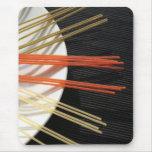 Diseño de los espaguetis tapetes de raton