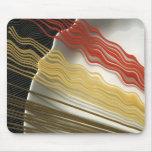 Diseño de los espaguetis tapetes de ratones