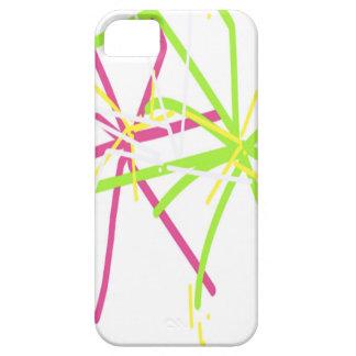 Diseño de los fuegos artificiales de Carola iPhone 5 Case-Mate Protectores