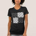 diseño de los lunares camiseta