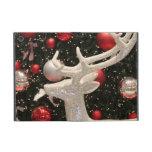 Diseño de los ornamentos del árbol de navidad del  iPad mini protectores