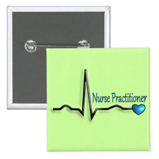 Diseño de los regalos QRS del médico de la enferme Pin