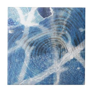 Diseño de madera abstracto del fondo azulejo cuadrado pequeño