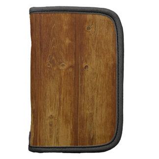 Diseño de madera de la estructura de la textura de organizadores