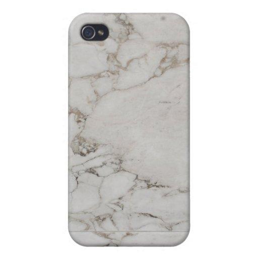 Diseño de mármol 04 iPhone 4/4S carcasa