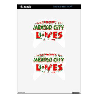 Diseño de México Mando Xbox 360 Skins