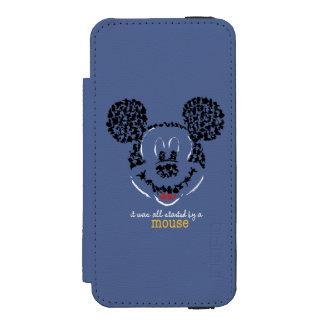 Diseño de mí funda billetera para iPhone 5 watson