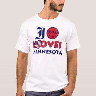 Diseño de Minnesota Playera