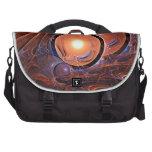 Diseño de moda 001 del cubilete bolsas de ordenador